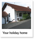 Your holiday home